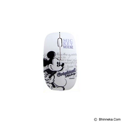 UNIQUE Disney Mini OM  Mickey Original Wired Mouse[DS-MM-MOR] - Mouse Mobile